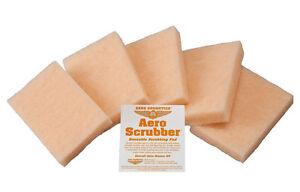 Aero Cosmetics - Aero Scrubber - Reusable Aircraft Scrubbing Pad - 5 Pack - ASP5