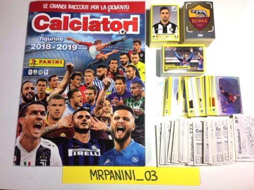 CALCIATORI 2018-2019 Panini Figurine-stickers n 420 ROMA EDIN DZEKO