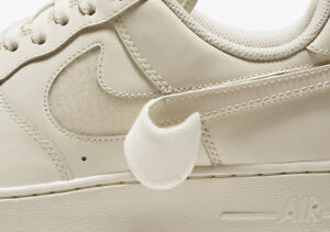 Details about Nike Air Force 1 Low ALL STAR SWOOSH PACK SAIL OFF WHITE PASTEL AH8462 101 15