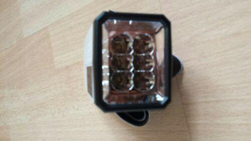 "DML186W 6LED Lumière 2019 MAKITA XDT 11 ZWhite 18 V Li-Ion sans fil 1//4/"" Impact Driver"
