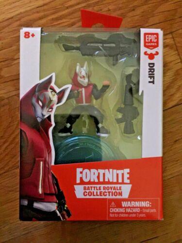 """Battle Royale Fortnite 2/"""" figures Epic Drift NEUF"""