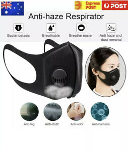 Melbourne-Stock-Valve-Pollution-Face-Mask-Respirator-Reusable-Washable-Mask-AUS