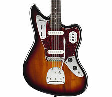 Fender Squier Vintage Modified Jaguar Guitar Rosewood 3 Color Sunburst