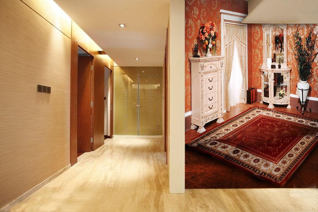 3D Europäischer Stil Innen 979 Tapete Wandgemälde Tapete Tapeten Bild Familie DE