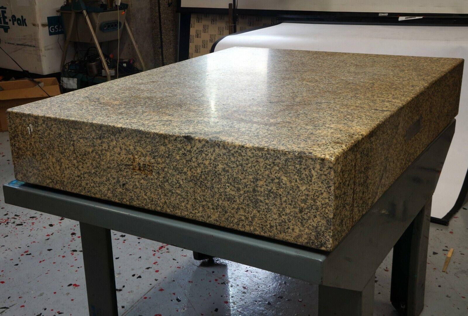 Starrett Granite Surface