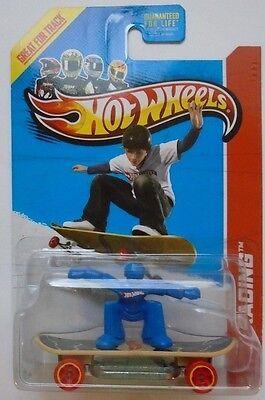 2013 Hot Wheels HW RACING Skate Punk Col. #119