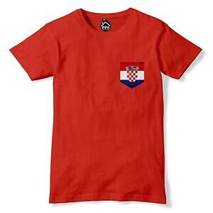 Stampa D'epoca Tasca Maglietta Modric Nazioni Croazia Tifosi N8nOvm0w