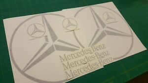 Mercedes-Benz-Sprinter-Vaneo-313-Vito-graphics-stickers-decals-500mm-logo