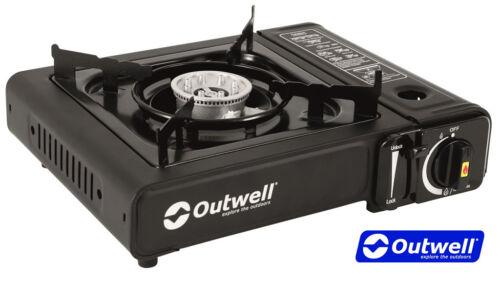 Outwell apéritif Sélectionnez Single brûleur gaz butane réchaud de camping endommagé Case!