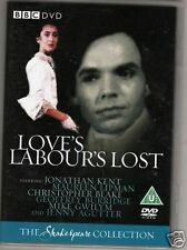 BBC Shakespeare Collection - Love's Labour's Lost 1985 Jonathan Kent New DVD