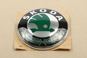 Original-Skoda-5L0853621-Mel-Lettering-Logo-Emblem