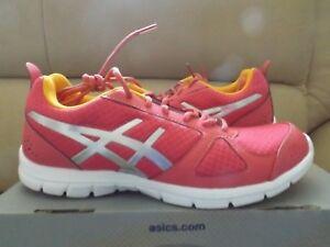 Details about Asics Gel Muse Fit Size 6.5 Women's Shoes Training S454N RaspberrySilverMango