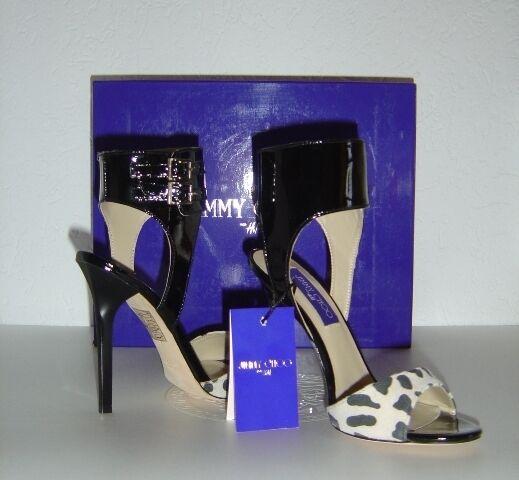 Jimmy Choo for H&M Schuhe High Heels Pumps Stilettos Leo EUR Gr. 39 oder 40 neu