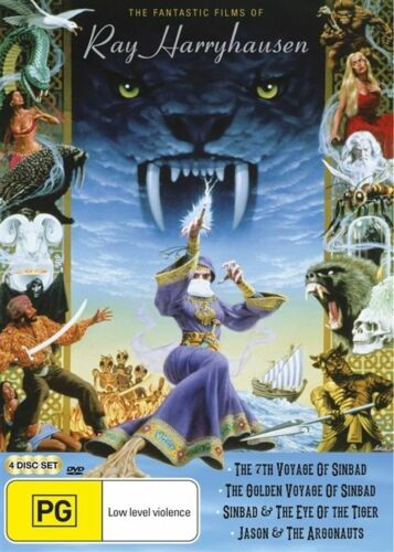 1 of 1 -  The Fantastic Films of Ray Harry Hausen (The 7th Voyage of Sinbad/ AND MORE