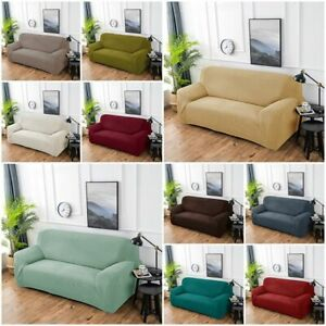 New-Seater-Stretch-Sofa-Cover-Couch-Lounge-Recliner-Slipcover-Protector