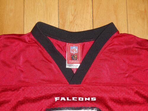 Reebok Players MICHAEL VICK Red ATLANTA FALCONS Youth NFL Team Replica  JERSEY Lg outlet d3d4d45da