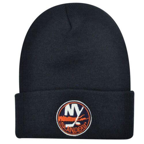NHL Lnh Beaniemütze Strickmütze Kappe New York Islanders Haube