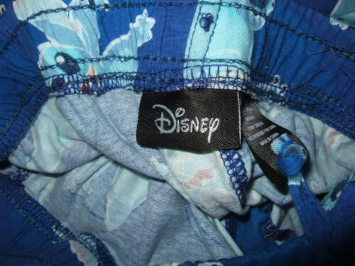 Cute New Disney Lilo And Stitch Sleep Lounge Pajama Pants Men/'s Space Alien Dog