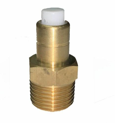 """Comet Thermal Relief Valve 140º F 1//2/"""" MPT"""