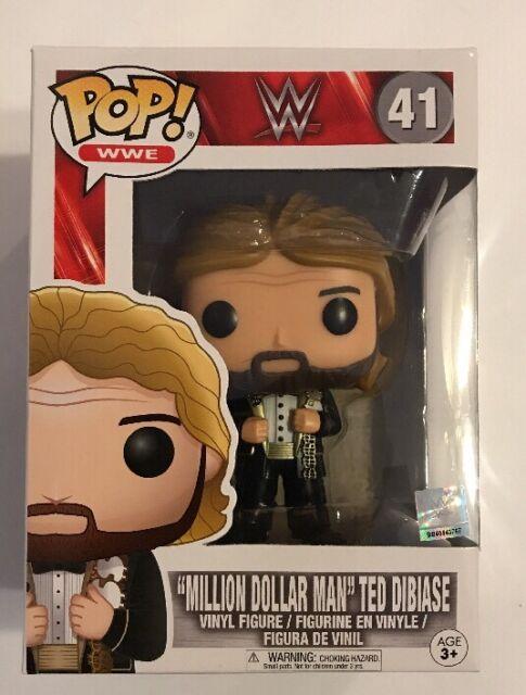 b743eb55703 Buy Funko Pop WWE Million Dollar Man Ted DiBiase Vinyl Figure Item ...