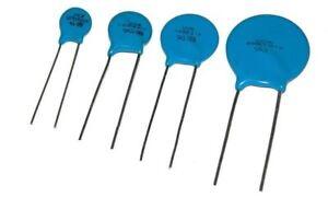 10D151K METAL Oxide varistore Pack 5