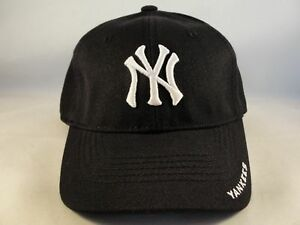 Toddler Size MLB New York Yankees Vintage Hat Cap Adjustable Strap ... c2a61afce179