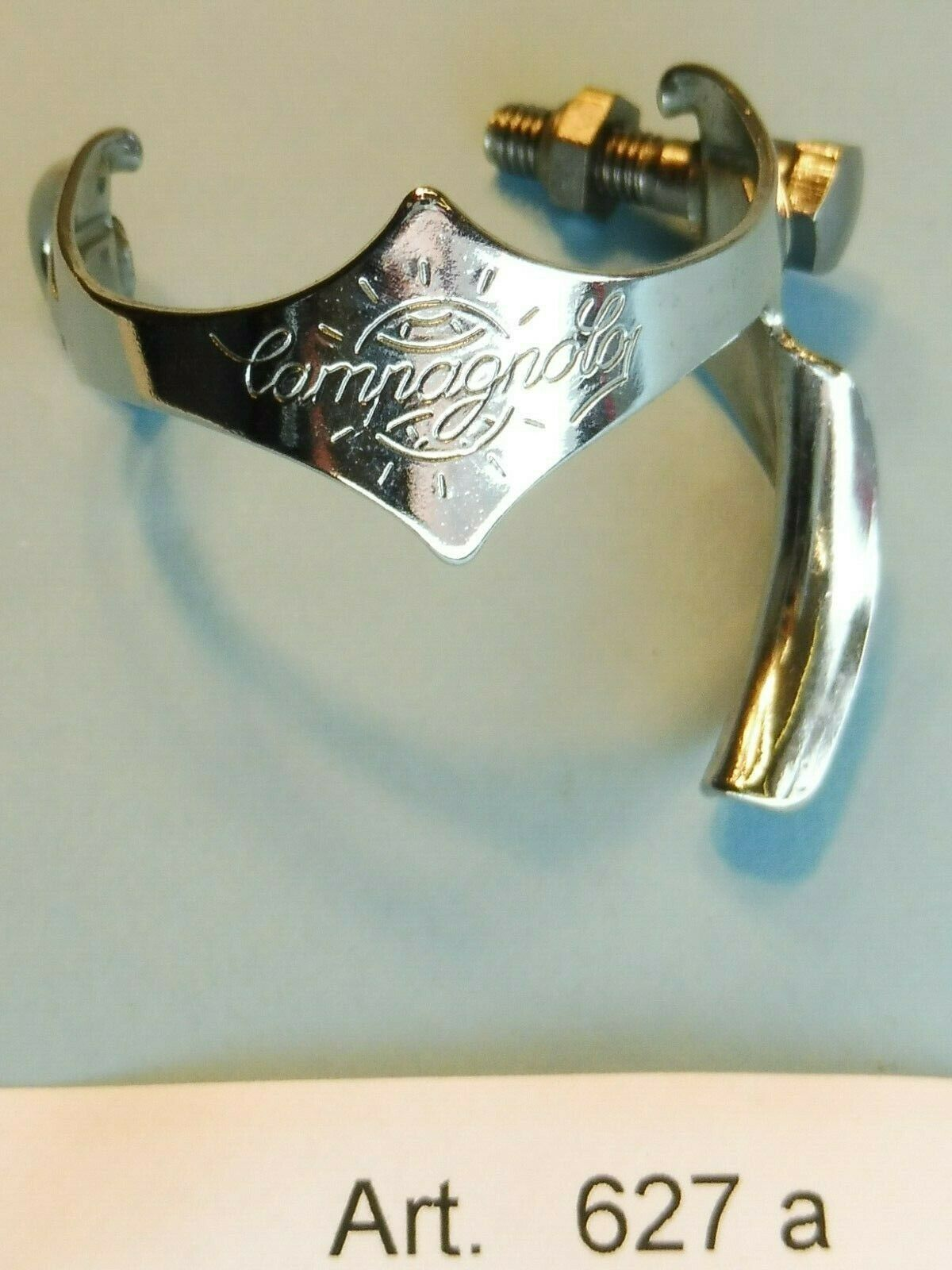 Campagnolo Art.627a RH DT Single Cable tunnel NOS L/'eroica Clip on
