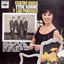 Cuatro Vidas by Eydie Gorme Y Trio los Panchos (CD, Jul-1993, Sony Music Distrib