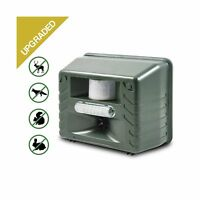 Aspectek - Yard Sentinel Strobe- Ultrasonic Outdoor Animal Cont... Free Shipping