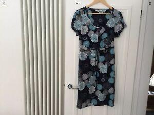 Summer-Dress-By-Debenhams-Size-14