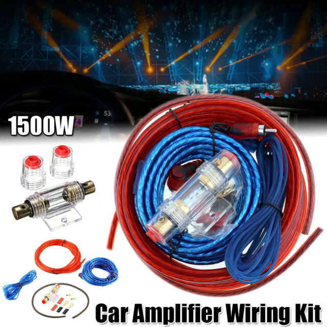 audio amplifier wiring 1500w car audio subwoofer sub amplifier amp rca wiring kit cable audio amplifier with wifi car audio subwoofer sub amplifier amp