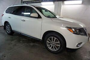 2013 Nissan Pathfinder SV 4x4 CERTIFIED 7PSSNGR CAMERA HEATED SEATS BACKUP SENSOR