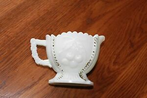 Westmoreland-Grape-amp-Cherry-Creamer-4-sided-with-beads-link-type-handle