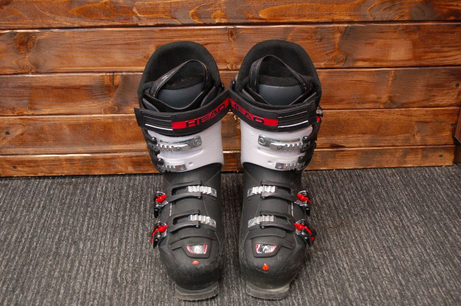 HEAD Next Edge B.Y.S. 80  Ski Boots (US 7; ; )  happy shopping