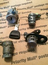 1999 Honda Civic SI Lock Set Key Ignition Trunk Cylinder Door Em1 Tumbler 96-00