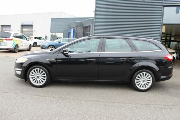 Ford Mondeo 2,0 TDCi 140 Collection stc. aut - billede 3