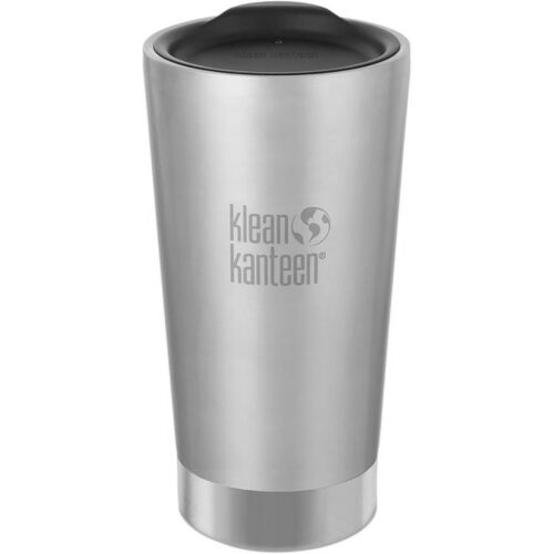 Klean Kanteen 16 oz Insulated Stainless Steel Tumbler with Lid