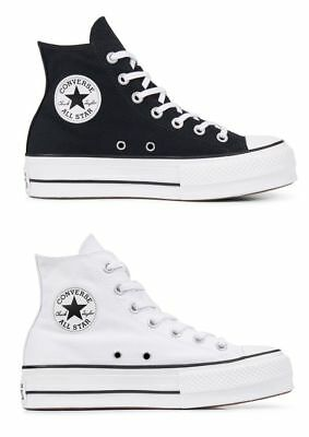 Converse All Star HI Platform Canvas | eBay