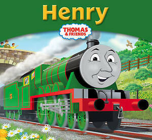 Thomas-amp-Friends-Henry-Thomas-Story-Library-Very-Good-Book
