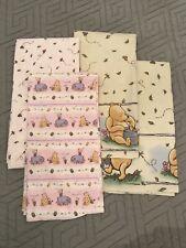 30 x 30 Disney Winnie the Pooh Receiving Blanket 2-Pack -boy,one size