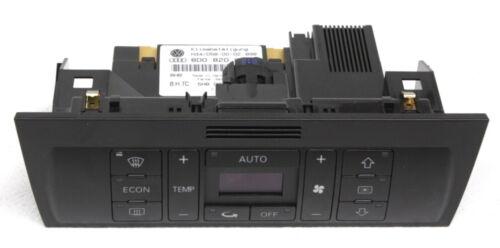 OEM Audi A4,S4 Climate Temperature Control 8D0-820-043-Q-B98