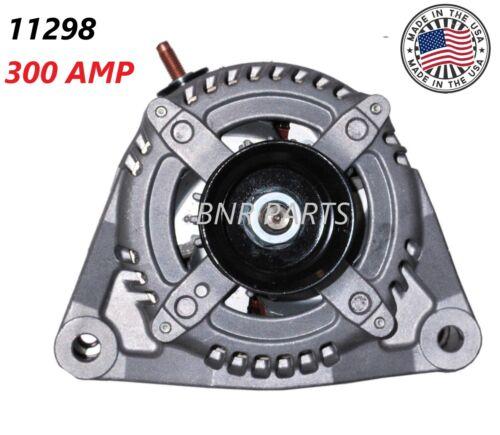 300 AMP 11298 Alternator Dodge Chrysler Ram NEW High Output HD 5.7L Performance