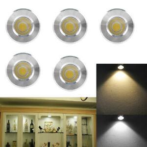 5PCS-Mini-3W-LED-Recessed-Ceiling-Light-Downlight-Cabinet-Spot-Lamp-Driver