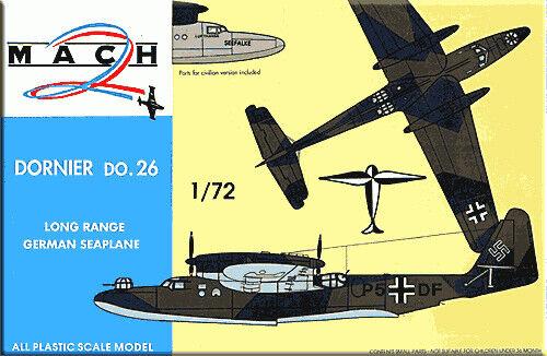 Mach 2 1 72 Dornier Do26
