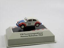 Brekina Motorsport VW Tourenwagenklasse Käfer Nassau/Bahamas 1964 1/87 H0 OVP