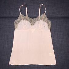 RODARTE for Target nude lace camisole XS beige cami top