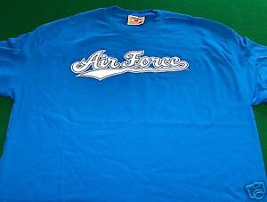 AIR FORCE  AIR FORCE ACADEMY T SHIRT NEW WITH TAGS