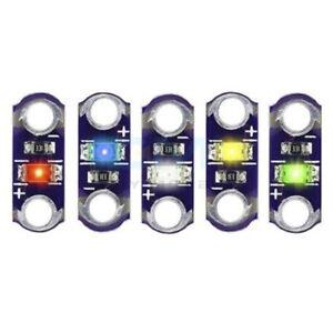 5pcs-3V-5V-40MA-Mini-LilyPad-LED-SMD-LED-Equipment-for-Arduino-Light-Mod-al