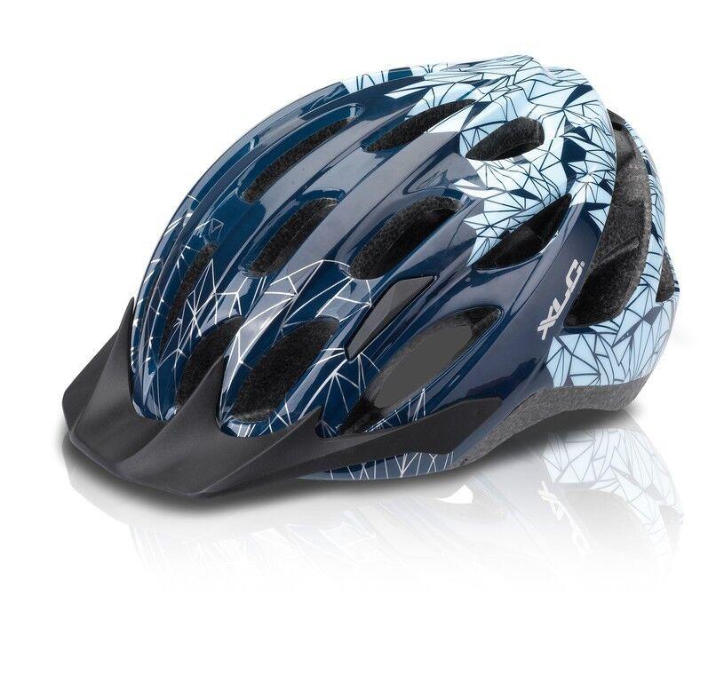 XLC BH-C20 Fahrradhelm blue (Prism)