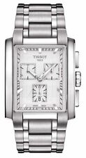 Tissot T0617171103100 TXL Quartz Chronograph, Silver Dial Men's Watch - NEW
